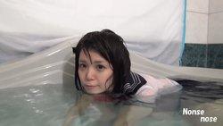 レイバスタブ水中シーン11