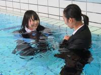 姉妹のストレス解消法!?(Wet Girls 08A1)