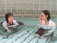 白熱水泳補習(Wet Girls 10B3)