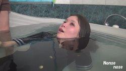 レイバスタブ水中シーン22