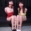 Haru Sakurano and Ako Higurashi - Two Sluts in Double Bondage - Chapter 3