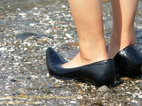 Wet&Messy Shoes画像集030