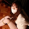 Photoset[#2100] Damsel in Distress - Rika Natsukawa in Bondage and Confinement