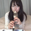 1 Elemental former women's analyzer, reco pelog cho licking & dildo pseudo blowjob bizarre slap! Sticking erotic tongue!