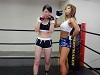 Agony Mixed Martial Arts 001  Yu Kawasaki vs Mayumi Kanzaki