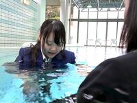 特別水泳補習(Wet Girls 10B1)