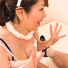 【Tickle ・ M man tickle】 House work of Chiri elder sister Kochokocho service [Shoda Chisato]