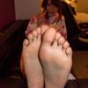 Summer 2014, Manami's yukata feet