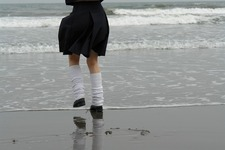 Wet&Messy Shoes画像集048