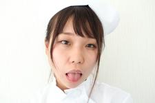 [Tsubaki fetish] [Binaural recording] Tsubaki virtual kiss MINEO