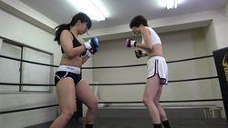 Agony Mixed Martial Arts 002 Nanako Hinata vs Miu Mitsushima