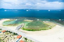 Sky imaging and Yu Jian Beach U0634