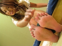 Feet soles tickling pictures vol RUMIKA
