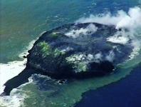 SD版 Metis sholメテイスショール   Late Ikiラテイキ海底火山1995年1月