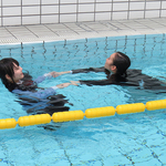 二人だけのプール遊び(Wet Girls 08B2)