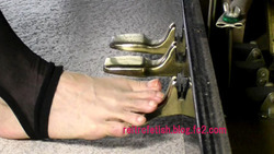 Pumping with Barefoot # 3