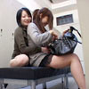 Expensive purchase from an office building cleaner Hidden camera in a lesbian scene in an office in Roppongi, Tokyo!