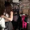 [Long-motion video] Dressing hidden-shots ※ ※ ※ ※ 陰 湿 ゴ メ ン レ イ Rena 1 KITR00166