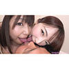 Yui & Shino - Double Face Nose Licking 3 of 3