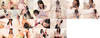 [With bonus video] Minami Riona's leg attack and tickling series 1-5 together DL