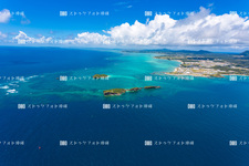 Aerial photography / Northern / Henoko Kawasaki HN008