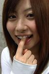 成瀬心美の歯とのどちんこ03