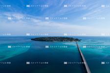 空撮/古宇利島 K0933