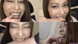[Biting] There is a bite in childhood! ? Biting beautiful Mai-chan! [Mai Hebei]