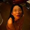[Amateur gangbang] OL that loves semen! Bukkake insult is the most exciting: Chiaki