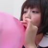 Balloon girl [balloon play] 1